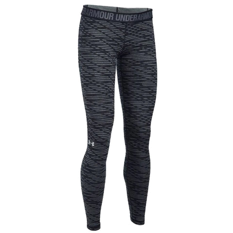 UNDER ARMOUR WOMEN'S FAVORITE LEGGING PRINT BLACK