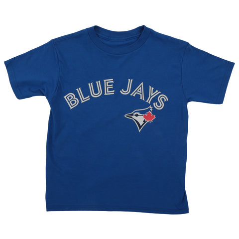 OUTERSTUFF 4-7 TORONTO BLUE JAYS GUERRERO JR SHORT SLEEVE PLAYERS TOP BLUE