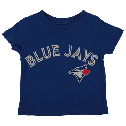 OUTERSTUFF INFANT TORONTO BLUE JAYS GUERRERO JR SHORT SLEEVE PLAYERS TOP BLUE