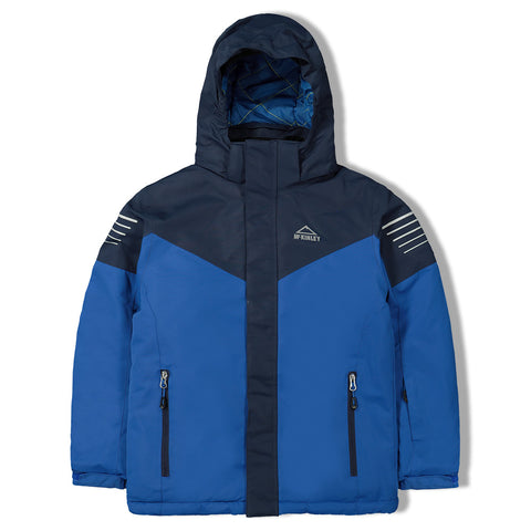 MCKINLEY BOYS TOM V2. JACKET BLUE