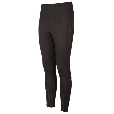 DIADORA WOMEN'S WARM N BRIGHT TIGHT BLACK