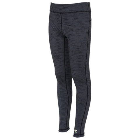 DIADORA GIRL'S REVERSIBLE LEGGING BLACK