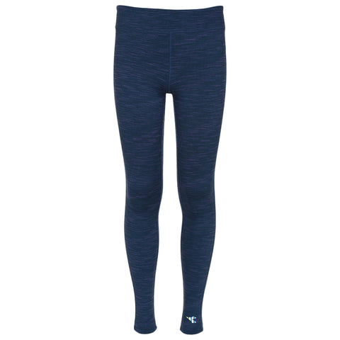 DIADORA GIRL'S REVERSIBLE LEGGING BLUE