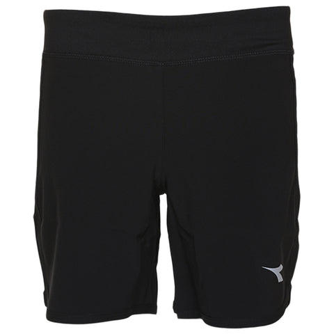 DIADORA GIRL'S EVERYDAY GYM SHORT BLACK