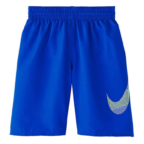 NIKE BOY'S 8 VOLLEY SHORT HYPER ROYAL