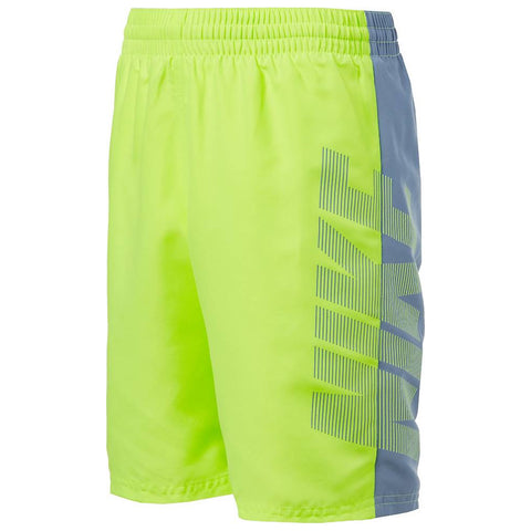 NIKE BOY'S 8 VOLLEY SHORT VOLT GLOW