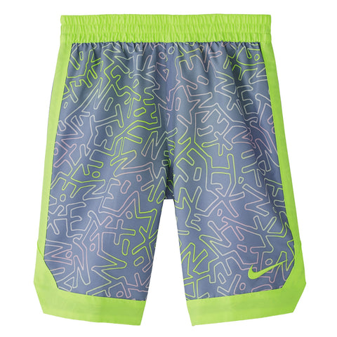 NIKE BOY'S 8 VOLLEY SHORT INDIGO FOG