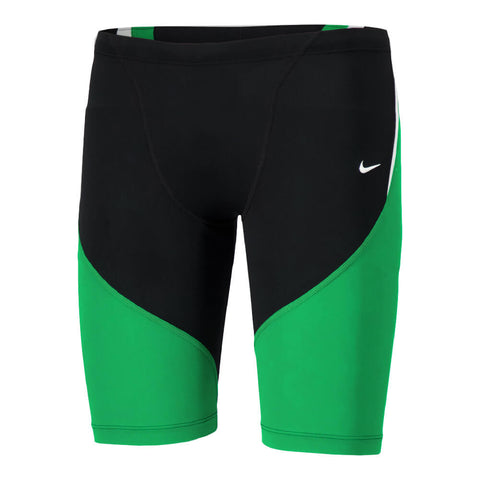 NIKE MEN'S POLY COLOUR SURGE JAMMER GREEN