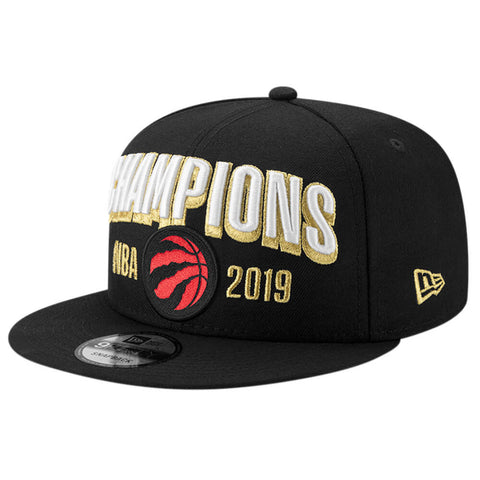 NEW ERA MEN'S TORONTO RAPTORS 2019 CHAMPIONS 950 LOCKERROOM HAT