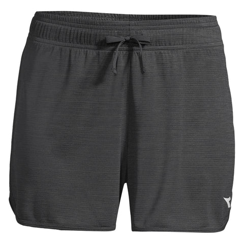 DIADORA WOMEN'S CORE ESSENTIAL TRAINING SHORT BLACK