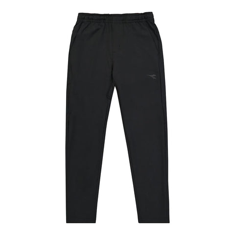 DIADORA BOY'S STRETCH WOVEN JOGGER BLACK