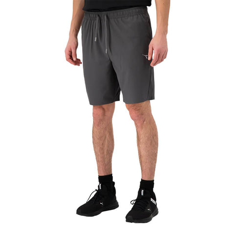 DIADORA MEN'S GAME CHANGER STRETCH WOVEN SHORT FORGED IRON