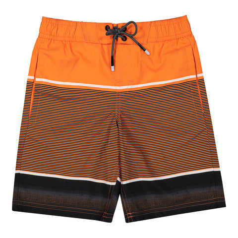 RIPZONE BOY'S SPROAT TRUNK ORANGE POPSICLE/ BLACK