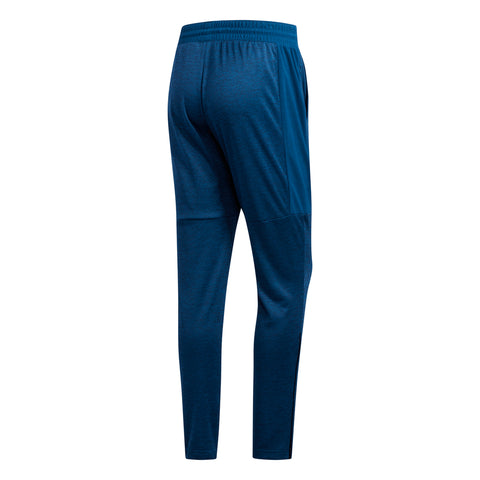ADIDAS MEN'S TEAM ISSUE LITE PANT MARINE BACK