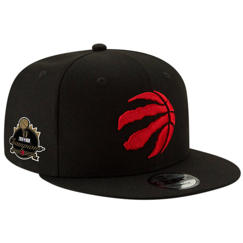 NEW ERA MEN'S TORONTO RAPTORS 950 TROPHY CHAMPS CAP OTC