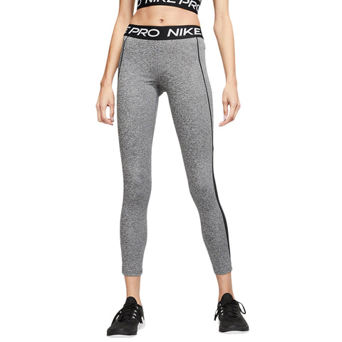 NIKE WOMEN'S PRO TIGHT SPACEDYE BLACK/ SMOKE