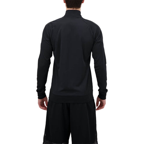NIKE MEN'S DRY ACADEMY TRACK JACKET BLACK/ANTHRACITE