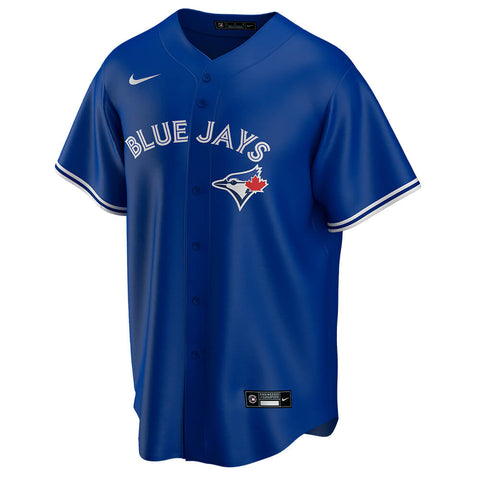 NIKE YOUTH TORONTO BLUE JAYS REPLICA ALTERNATE BICHETTE JERSEY BLUE