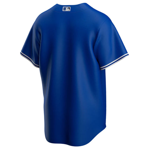 NIKE YOUTH TORONTO BLUE JAYS REPLICA ALTERNATE JERSEY BLUE