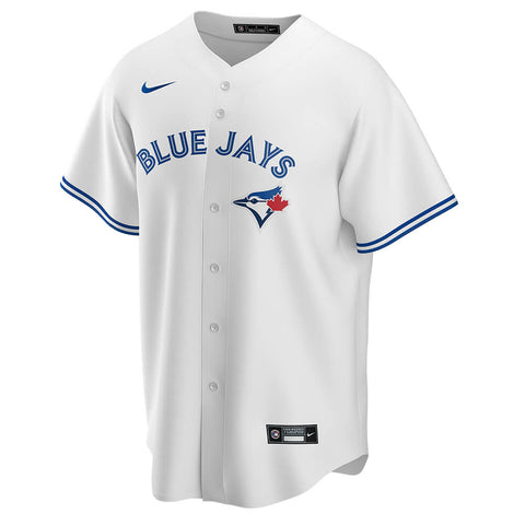 NIKE YOUTH TORONTO BLUE JAYS REPLICA HOME JERSEY WHITE