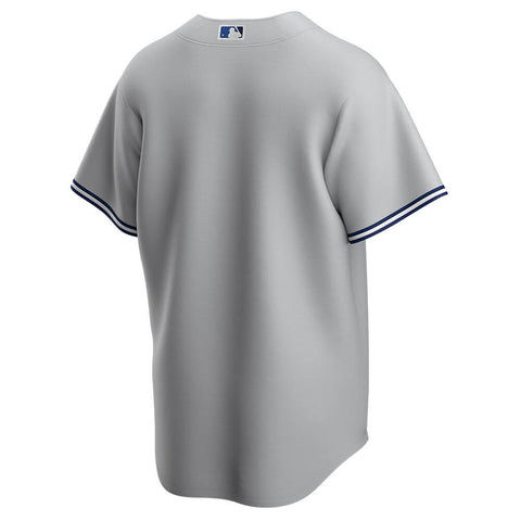 NIKE YOUTH TORONTO BLUE JAYS REPLICA ROAD JERSEY GREY