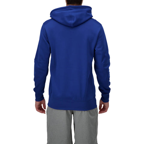 NIKE MEN'S TORONTO BLUE JAYS AUTHENTIC COLLECTION SHOWTIME THERMA HOODY