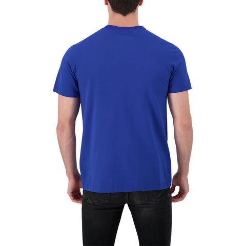 NIKE MEN'S TORONTO BLUE JAYS DRIFIT COTTON EARLY WORK SHORT SLEEVE TOP
