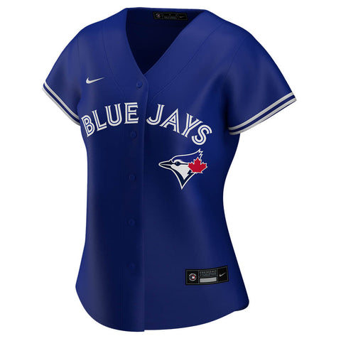 NIKE WOMEN'S TORONTO BLUE JAYS REPLICA ALTERNATE JERSEY BLUE
