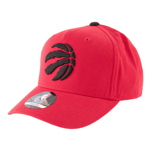 OUTERSTUFF YOUTH TORONTO RAPTORS CURVED SNAP CAP BLACK