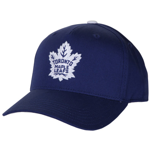 OUTERSTUFF YOUTH TORONTO MAPLE LEAFS  CURVED SNAP CAP TEAM COLOUR
