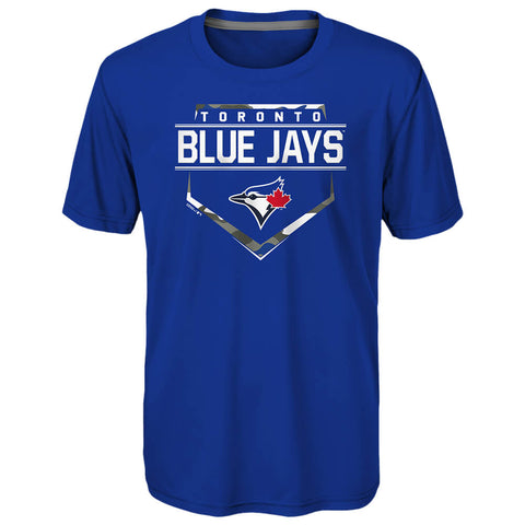 OUTERSTUFF YOUTH TORONTO BLUE JAYS EAT MY DUST TOP