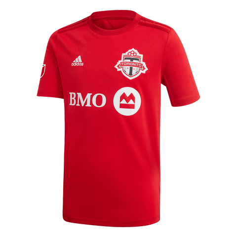 ADIDAS YOUTH TFC PRIMARY REPLICA JERSEY RED