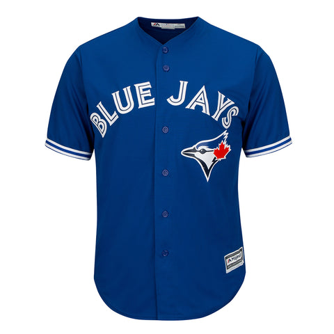 MAJESTIC MEN'S TORONTO BLUE JAYS BIGGIO ALTERNATE JERSEY BLUE