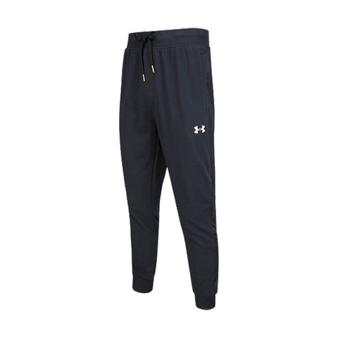 UNDER ARMOUR MEN'S CANADA TB TERRY JOGGER BLACK