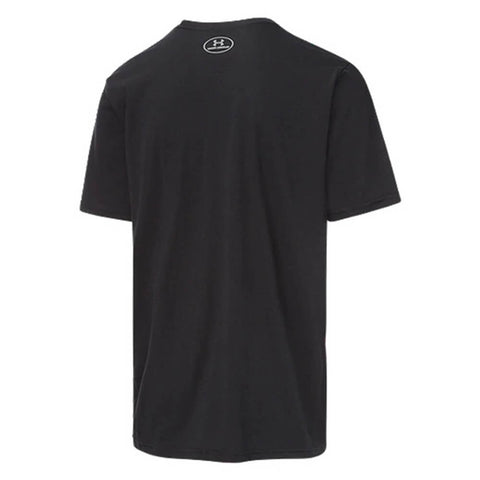 UNDER ARMOUR MEN'S CANADA ICON SHORT SLEEVE TOP BLACK