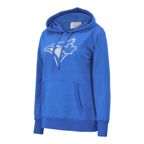 GIII 4HER WOMEN'S TORONTO BLUE JAYS WORLD CHAMPIONSHIP HOODY