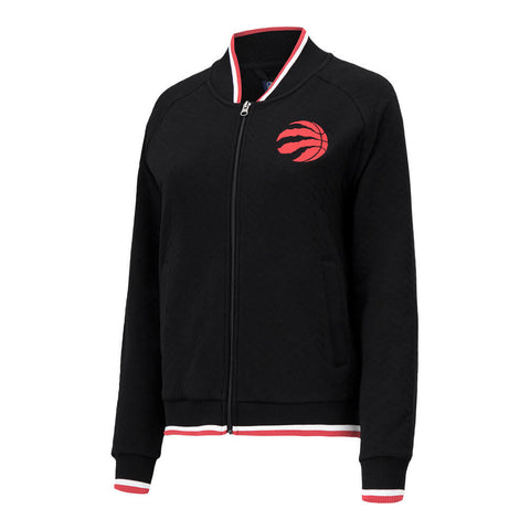 GIII WOMEN'S TORONTO RAPTORS TOUCH BACK JACKET