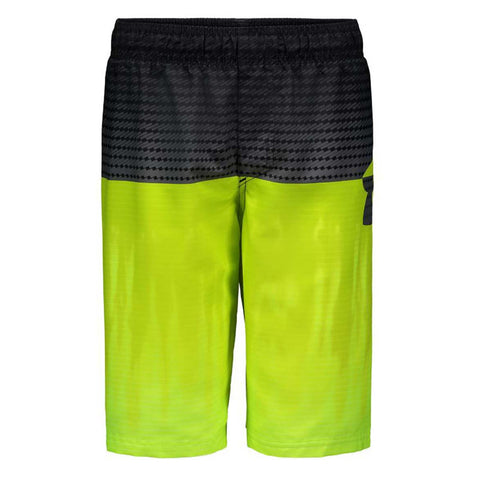 UNDER ARMOUR BOY'S VELOCITY VOLLEY SHORT XRAY/BLACK