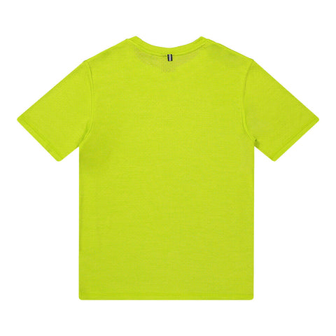 RAWLINGS BOY'S SHORT SLEEVE CREW NECK TEE FRESH GREEN