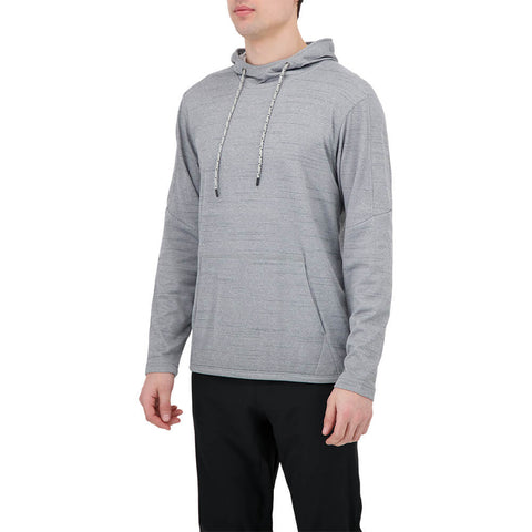 BURNSIDE MEN'S HOODY LIGHT GREY
