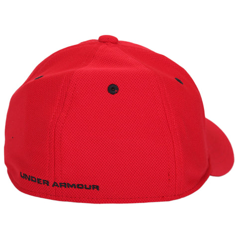 UNDER ARMOUR 4-6 BOYS BLITZING CAP RED