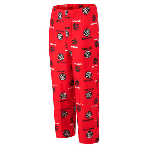 OUTERSTUFF 4-7 TORONTO RAPTORS TEAM COLOURED PRINTED PANTS