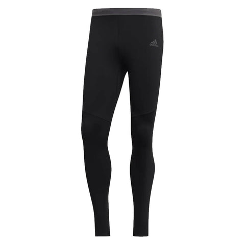ADIDAS MEN'S RESPONSE CLIMAWARM TIGHTS BLACK