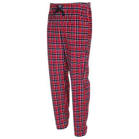 JOE BOXER MEN'S MICROFLEECE PRINTED PANTS