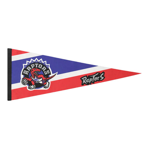 THE SPORTS VAULT TORONTO RAPTORS COLLECTOR PENNANT PURPLE