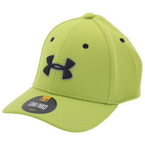 UNDER ARMOUR BOY'S BLITZING 2.0 GREEN