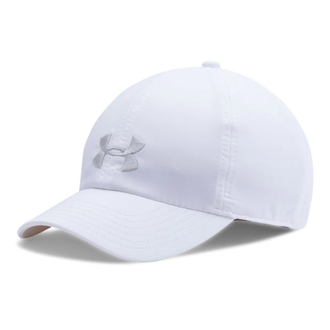 UNDER ARMOUR WOMEN'S  RENEGADE CAP WHITE