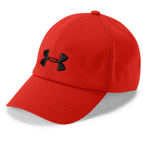 UNDER ARMOUR WOMEN'S  RENEGADE CAP RED