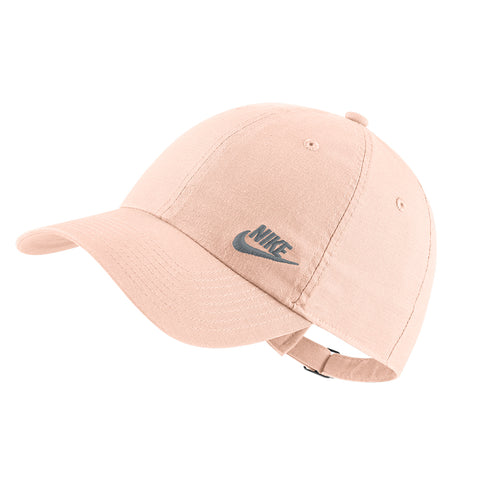 NIKE WOMEN'S NSW H86 CAP FUTURA CLASSIC ECHO PINK/COOL GREY
