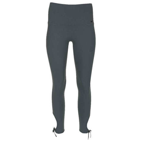 NIKE WOMEN'S YOGA 7/8 TIGHT JUNIPER FOG/BLACK